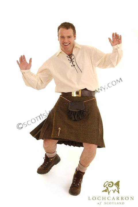 4 Yard Braeriach 13oz Causal Kilt