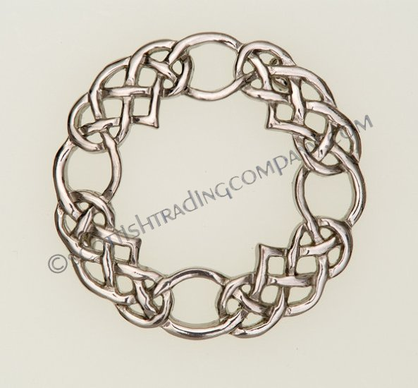 Eternal Interlace Brooch