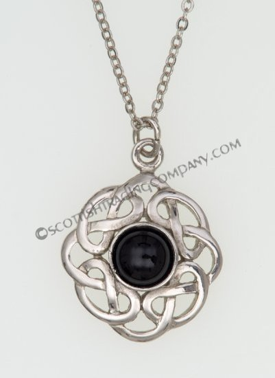 Eternal Interlace Pendant