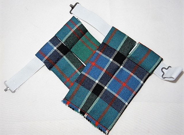Sinclair Hunting Ancient Tartan Flashes Special
