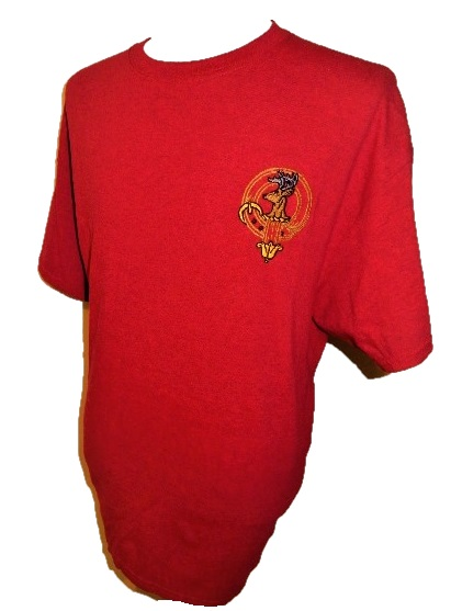 Scottish Clan Badge TShirt