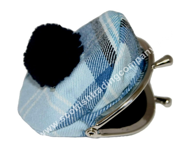 Diana Memorial Tartan Tam Coin Purse