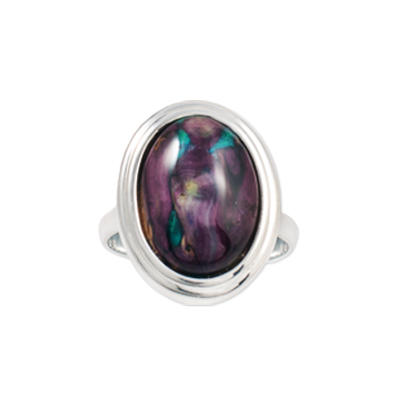 HeatherGem Large Oval Ring