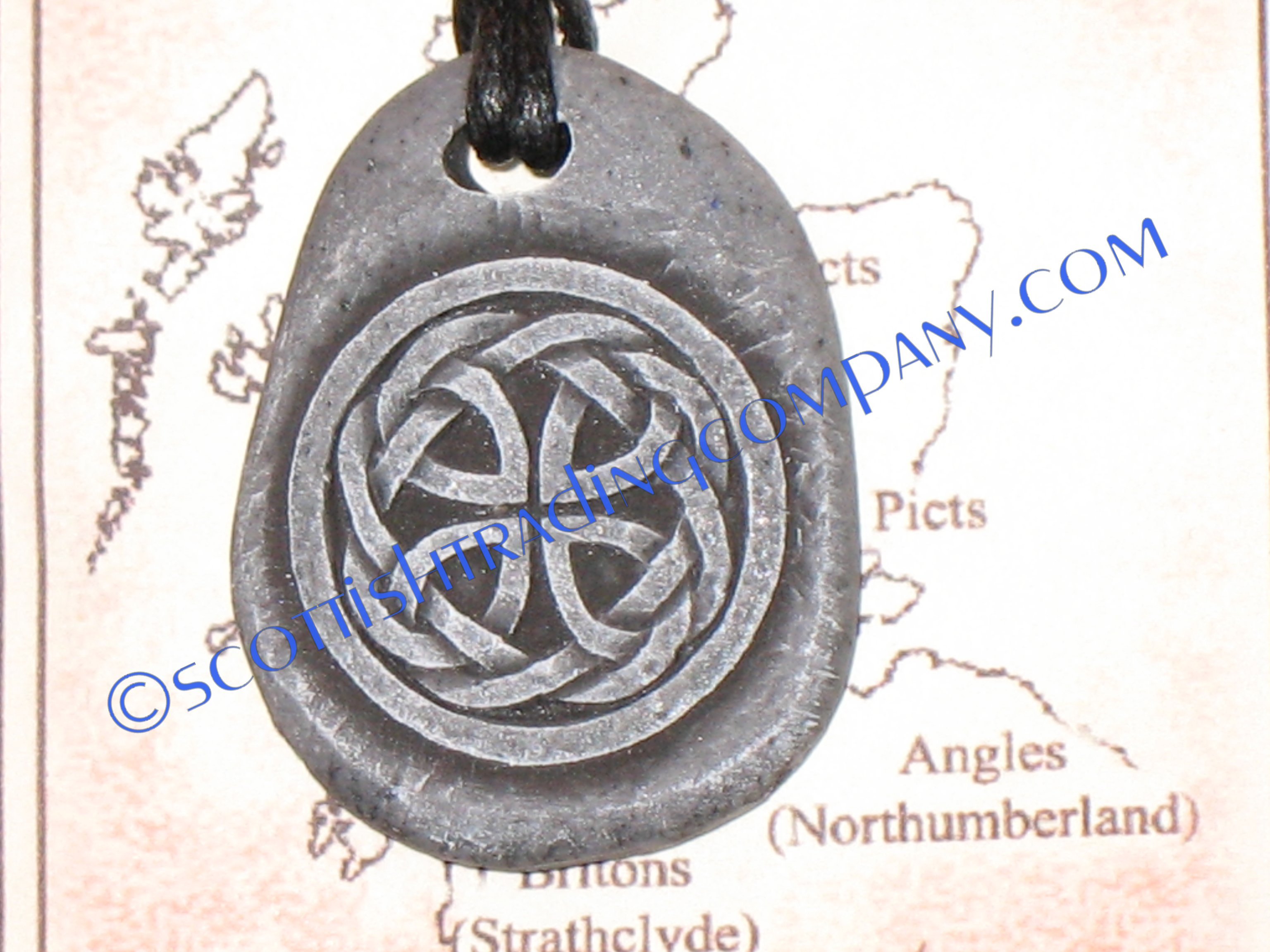Celtic Round Knot