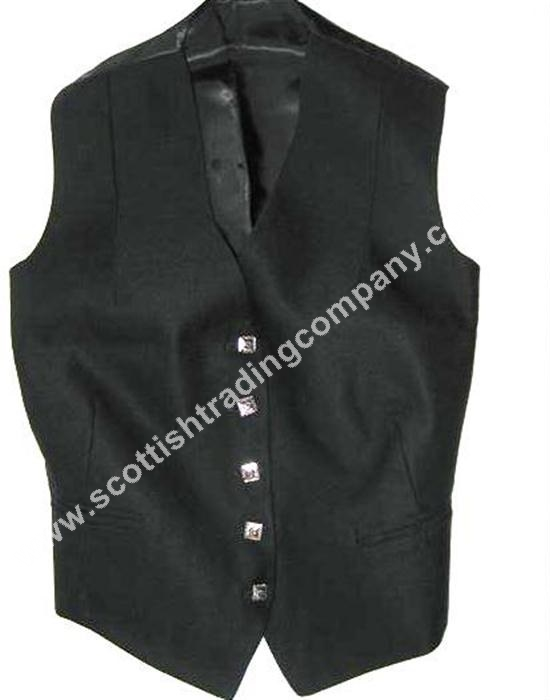 Women's Piper 5 Button Argyle Vest