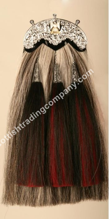 Dragoon Horse Hair Sporran