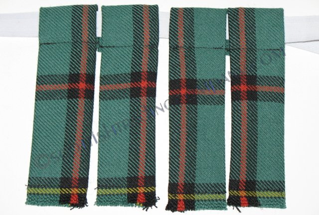 Tartan Flashes Strome 16oz Weight