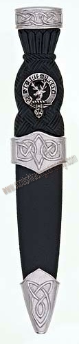 Celtic Top Clan Sgian Dubh