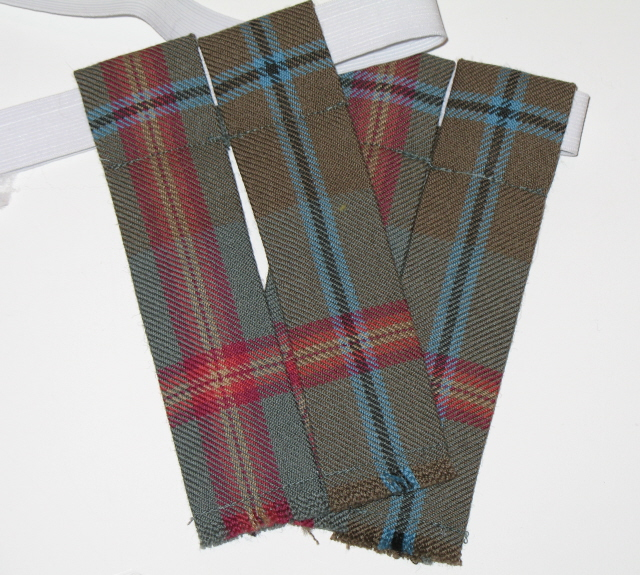 Tartan Flashes Braeriach 13oz Weight