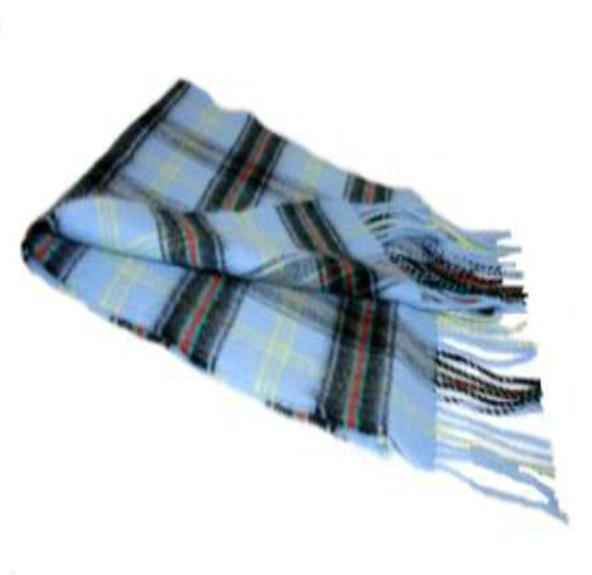 Bell of the Borders Clan Tartan Scarf