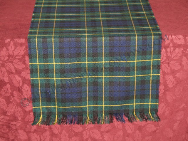 Tartan Table Runner Braeriach Weight