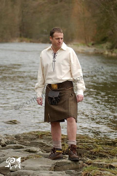 4 Yard Reiver 11oz Casual Kilt