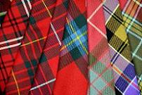 Scottish Clan Tartan Ties