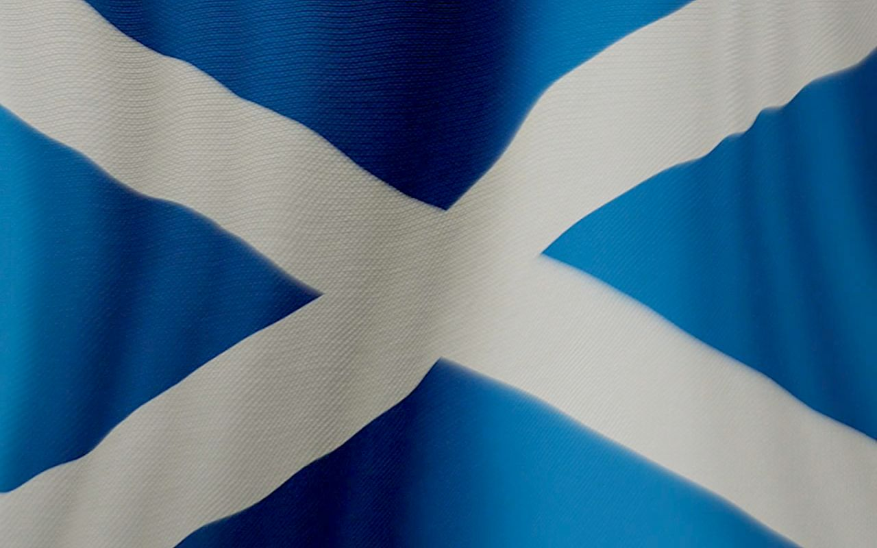 Scottish Flags : The Scottish Trading Company, Fine Quality ...