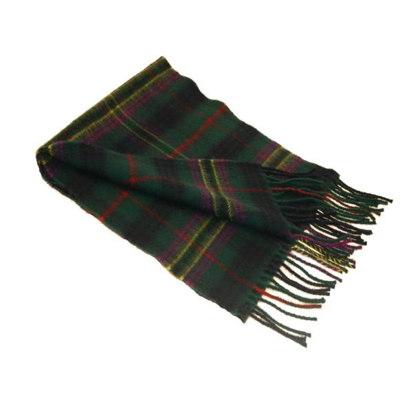Scottish Tartan Clan Scarves
