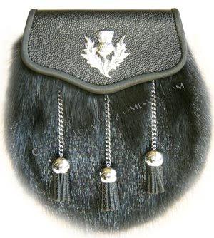 Fur Sporrans The Scottish Trading Company
