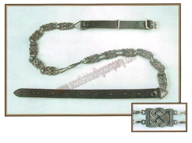 Celtic Knot Sporran Chain