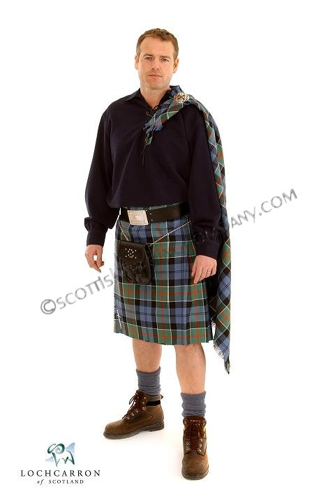 Fly Plaid in 16oz Rare Tartan