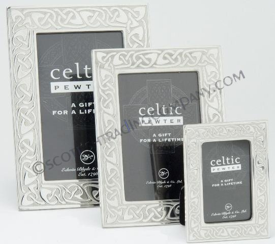 Celtic Knot Picture Frame