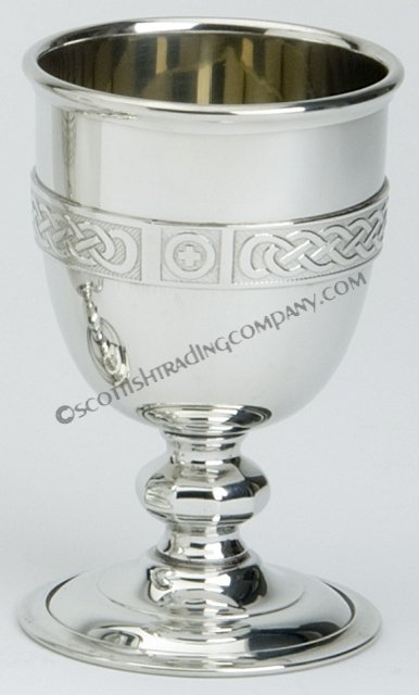 Celtic Goblet 5""