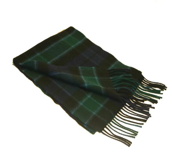 Graham of Menteith Clan Tartan Scarf