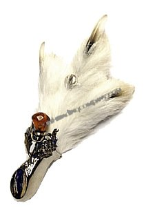 Lucky Grouse Foot Kilt Pin