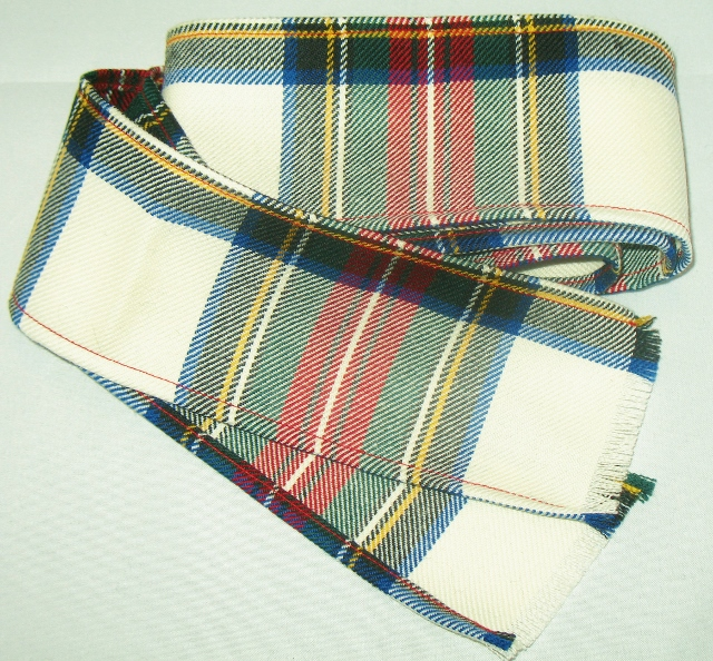 Scottish Tartan Handfasting Wrap - Click Image to Close
