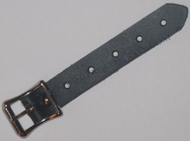 Ladies Kilt Strap and Buckle Extenders