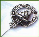 Clan Crest Lapel Pin