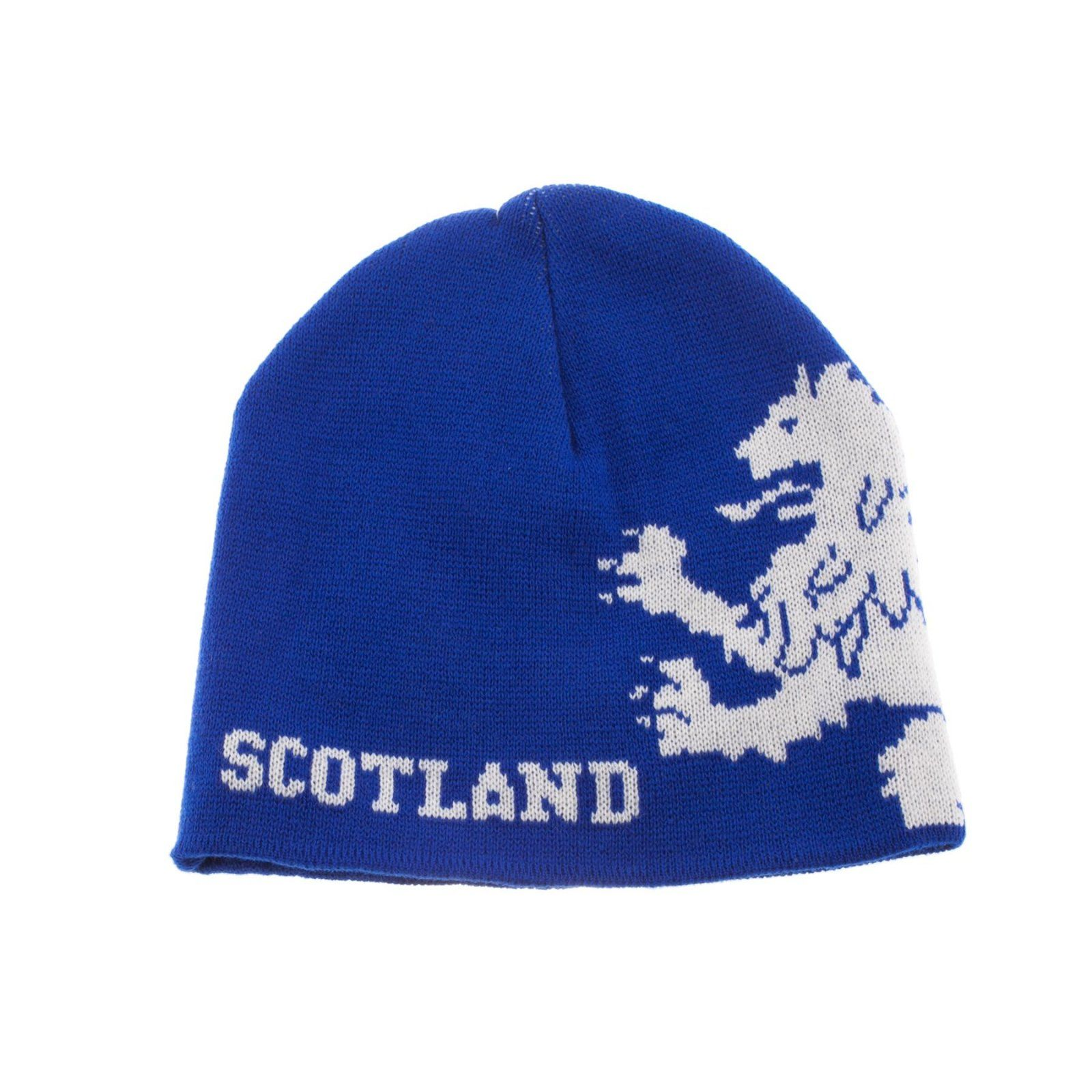Scottish Lion Rampant Beanie Hat
