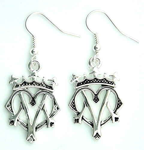 Luckenbooth Earrings Large