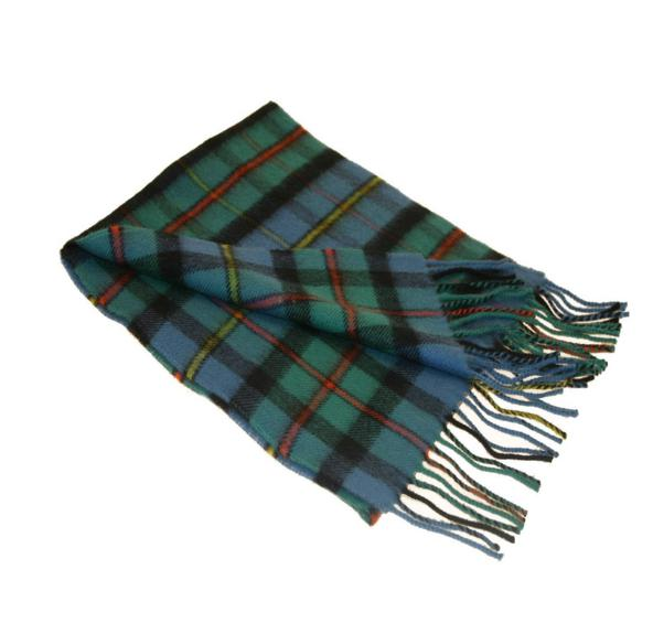 MacLeod of Harris Clan Ancient Tartan Scarf