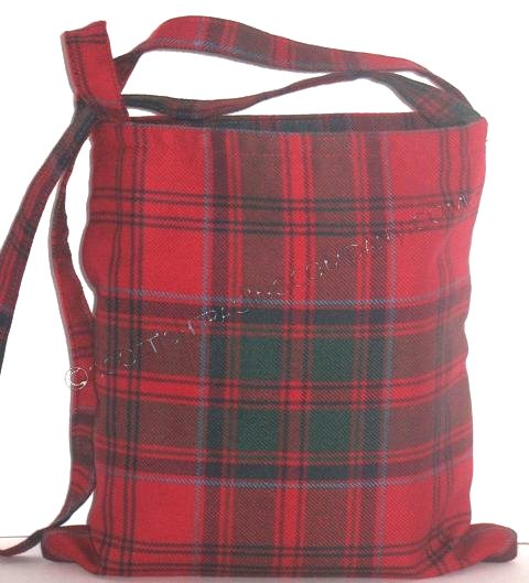 Ladies Tartan Purse