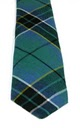 MacAlpine Clan Ancient Tartan Tie