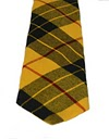 MacLeod Clan Dress Tartan Tie