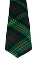 Ross Clan Hunting Modern Tartan Tie