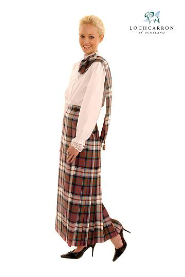 Scottish Tartan 11oz Reiver Weight Sash