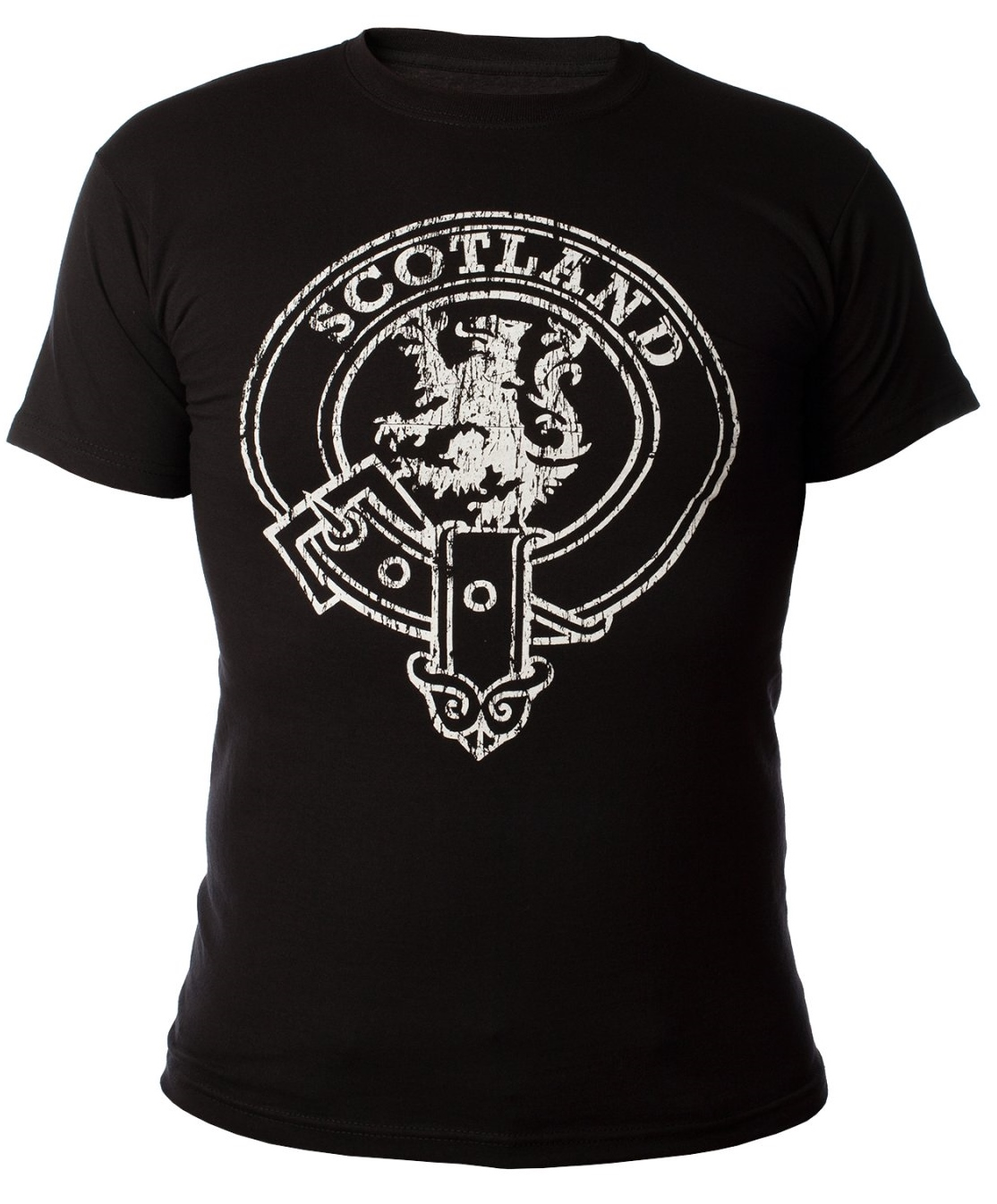 Scotland Lion Clan Badge Tshirt