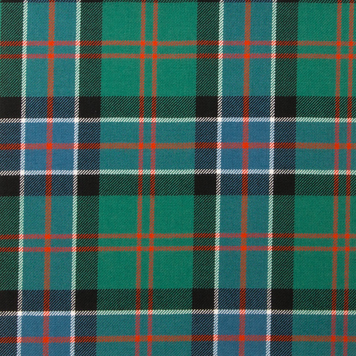 Sinclair Hunting Ancient Tartan Fabric