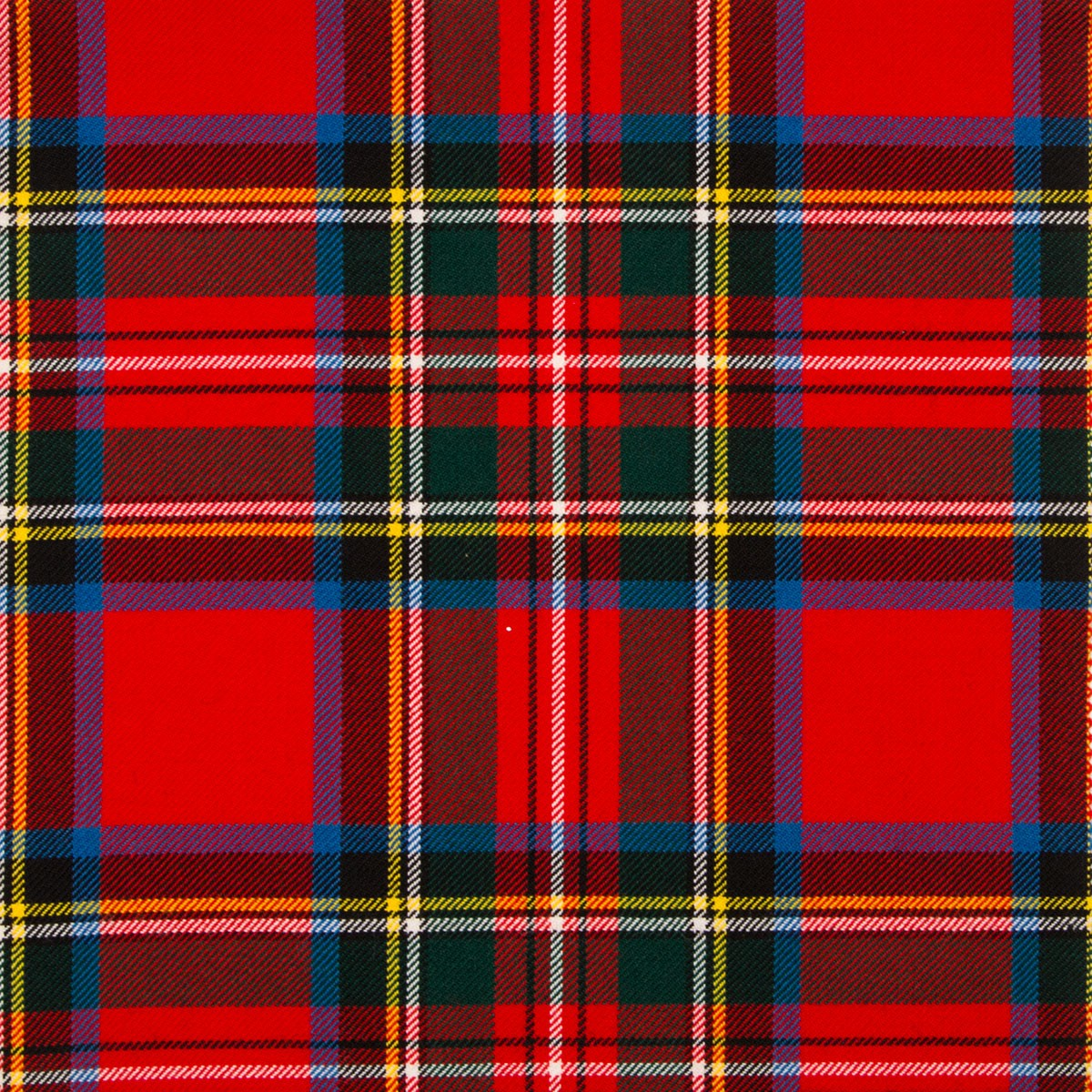 Stewart Royal Modern Braeriach Tartan Fabric