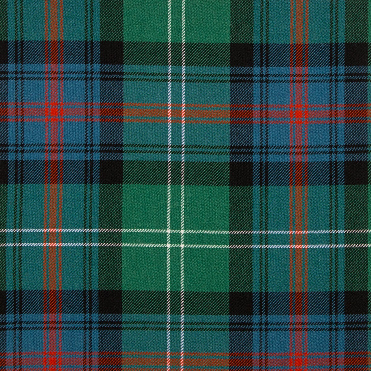 Sutherland Old Ancient Braeriach Tartan Fabric