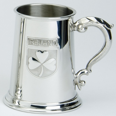 Ireland Badge Tankard