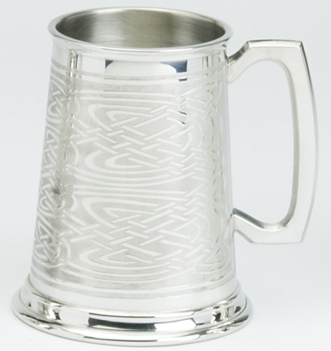 Rolled Celtic Tankard