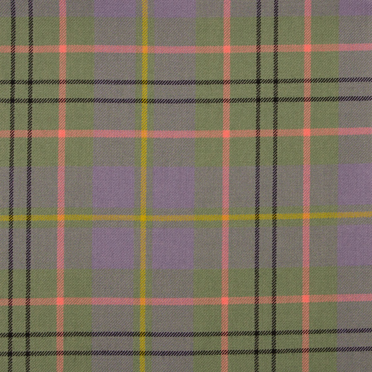 Taylor Ancient Braeriach Tartan Fabric