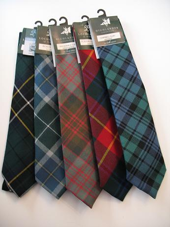 Tartan Ties - Click Image to Close