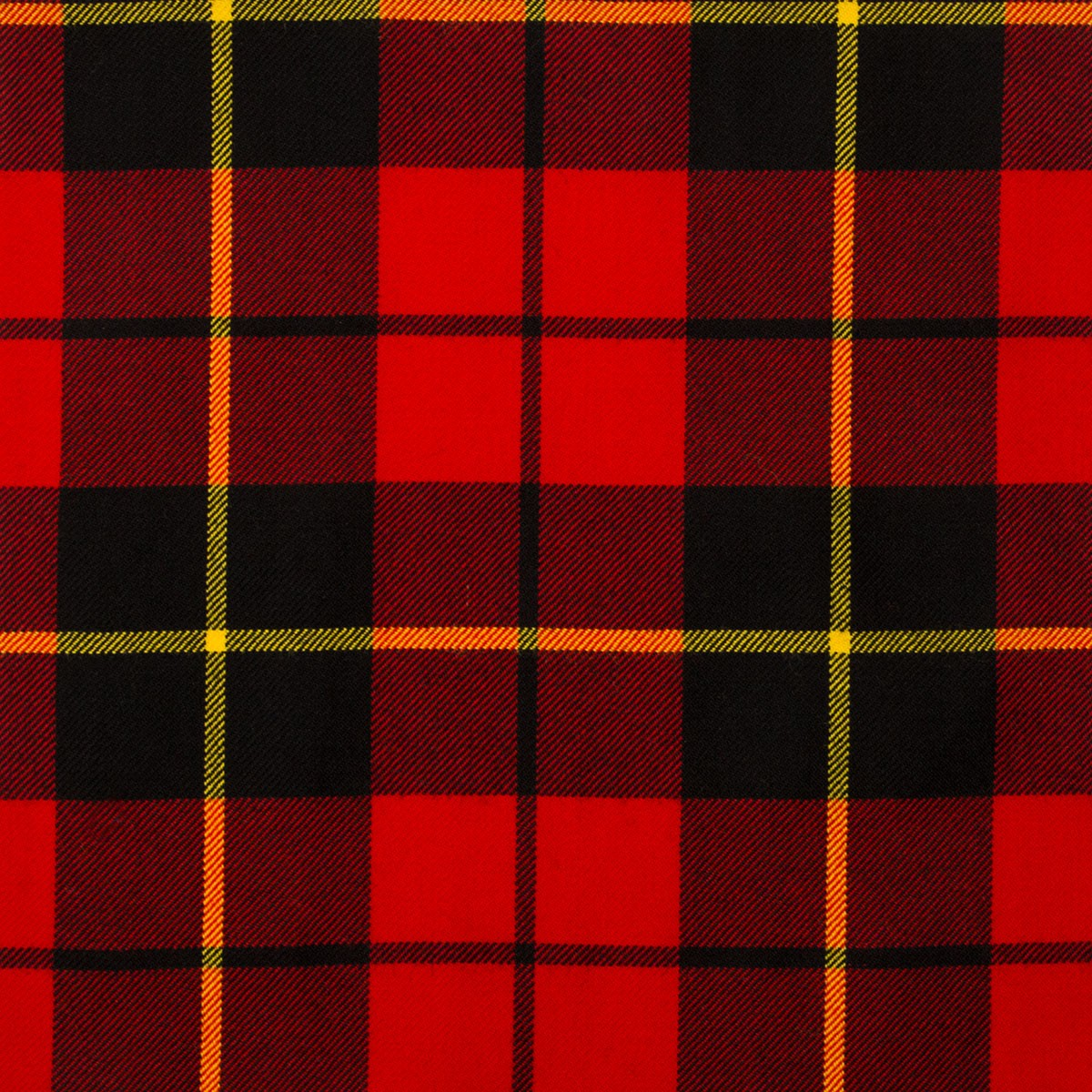 Wallace Modern Braeriach Tartan Fabric
