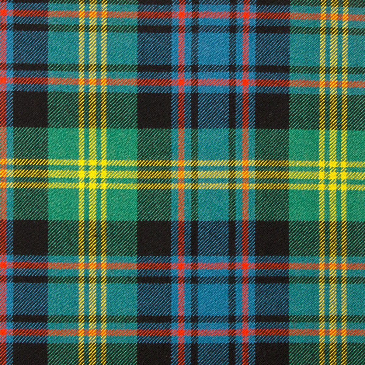 Watson Ancient Heavy Weight Tartan Fabric