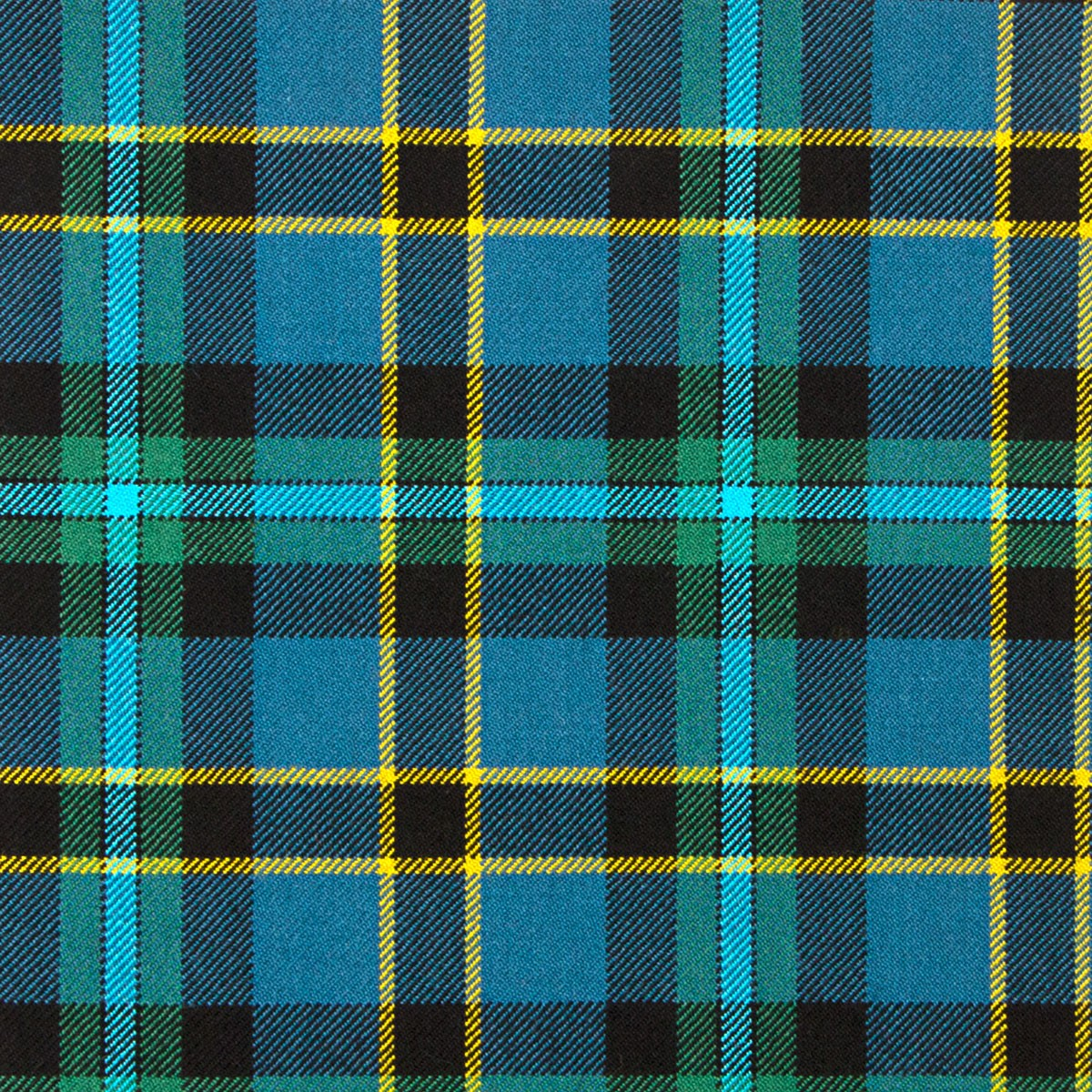 Weir Ancient Heavy Weight Tartan Fabric