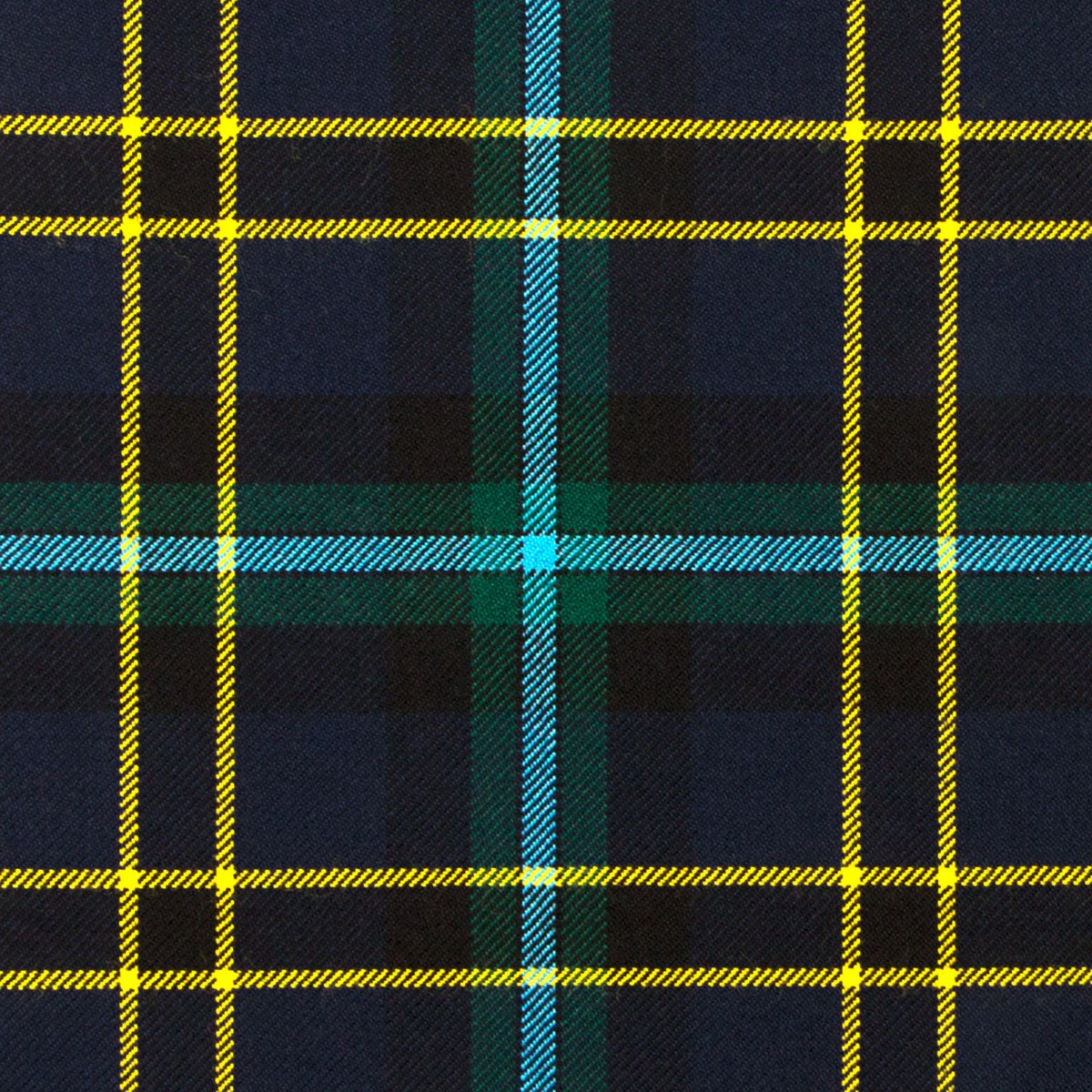 Weir Modern Heavy Weight Tartan Fabric