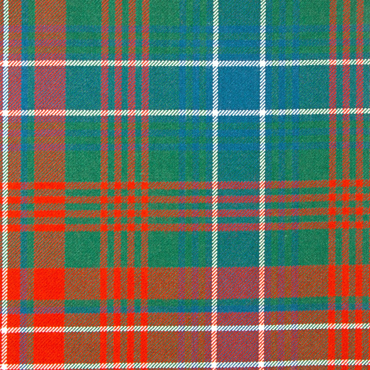 Wilson Ancient Heavy Weight Tartan Fabric